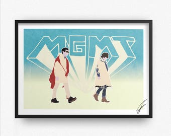 MGMT INSPIRED Print / Poster