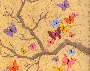Butterfly Branches Tree Limited Edition Print