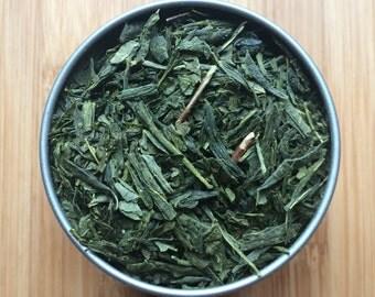 Sencha Green Tea, Organic, Akron House Tea