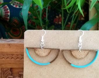 Aztek earring