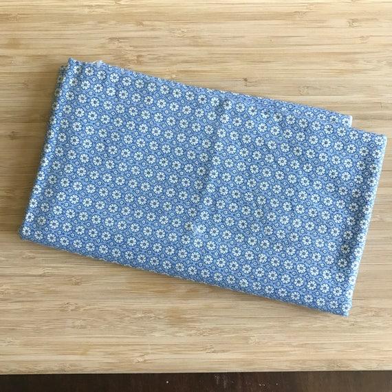 Kendo Tenugui, Japanese Cotton Tenugui - Soft Sakura Blue Design by Kendo Girl