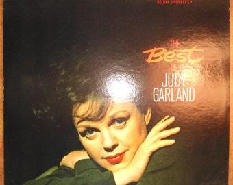 Judy Garland - The Best of Judy Garland DXSB-7172 Vinyl Record LP 1963