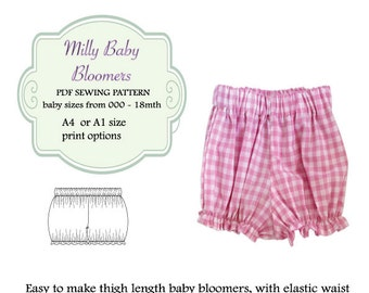 Milly Baby Bloomers