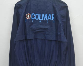 COLMAR ITALY Sweater Vintage 90's Colmar Italy Zipper Sweater Jacket Size M