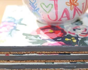Pemberley Gardens Coasters