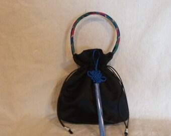 Silk Evening Bag