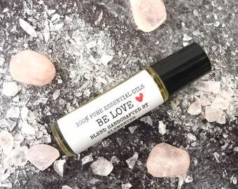Be Love Essential Oils Emotional Wellness Roller Balls 10ml