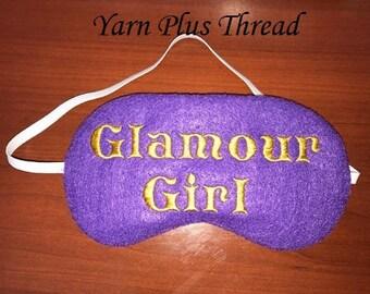 ITH Glamour Girl Sleep Mask