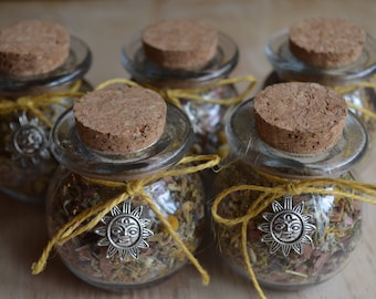 Midsummer Magic Litha Sabbat Herb and Incense Mix