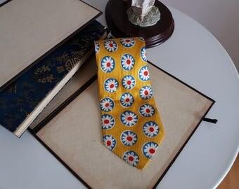 Kenzo Tie/ Kenzo Silk Tie/ Vintage Kenzo Necktie