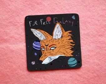 Fur-Free Galaxy