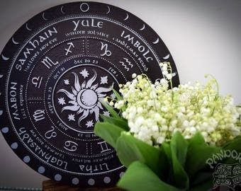 Wheel of the Year, Silver Sun and Moon