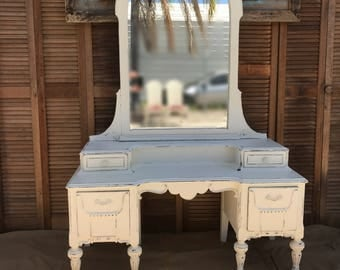 SOLD! Antique Vanity