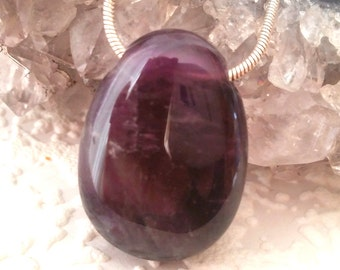 Drops of precious stones, Amethyst, 3 cm, drop trailers, violet, AA quality