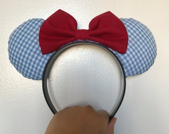 Wizard of Oz Inspired Disney Ears