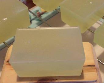 Olive Oil Honey Soap