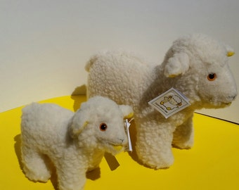 kids toy; 100% organic woolen toy; sheep toy; handmade toy; anti-allergic toy;