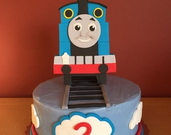 Thomas and Friends cake topper