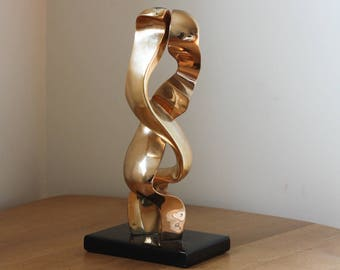 Biomorphic Abstract Sculpture
