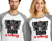 Negan, Walking Dead, Negan Shirt, Walking Dead Shirt, Have fun watching The Walking Dead in this, super softraglan  tee.