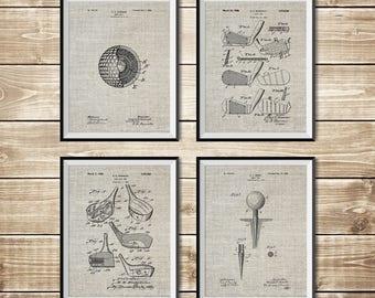 Golf Art Decor, Patent Print Group, Golf Art Poster, Golf Wall Print, Vintage Golf Art, Golf Blueprint, Golf Wall Decor, INSTANT DOWNLOAD