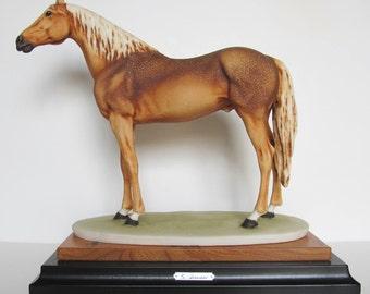 Giuseppe Armani Horse Figurine