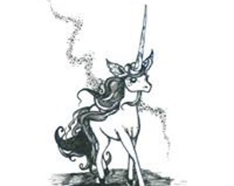 Unicorn Magic - A4 Print