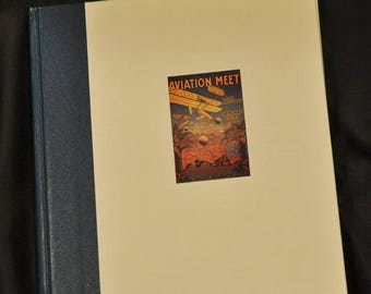 The SMITHSONIAN BOOK of FLIGHT by Walter Boyle A History of Aviation First Edition Very Good Condition