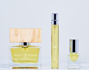CITRINE natural perfume
