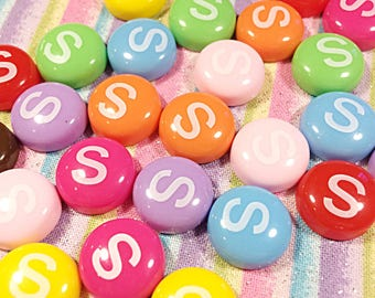 Candy cabochons