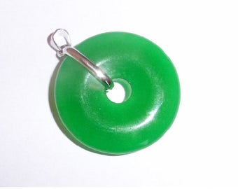 Jade Pendant. Ready for your necklace
