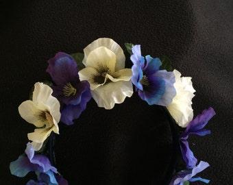 Blue/Violet Pansy