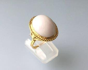 White Jade Ring