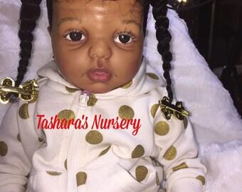 African American /Biracial Reborn Dolls