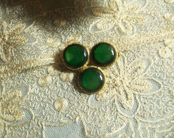 lovely small antique brooch, regional costume jewelry