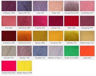 Cygnet Dk yarn - 100g ball - various colours available - Double Knit yarn - Cygnet yarn.