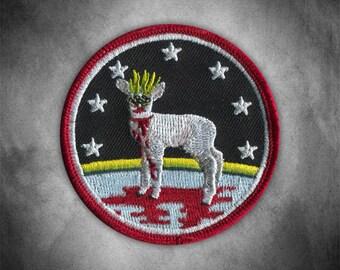 Revelations Lamb Patch