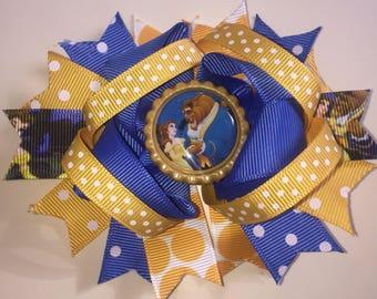 Disney inspired Dog Collar Bow