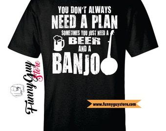 Banjo plan Banjo Player Love Banjo Gifts For Him Gifts For Dad Banjo Gift