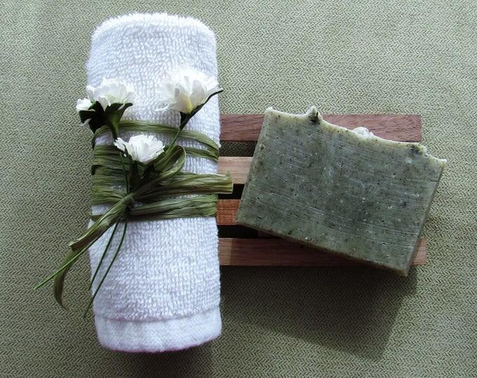 Handmade Soap, Nettle Soap, Stinging Nettle Soap