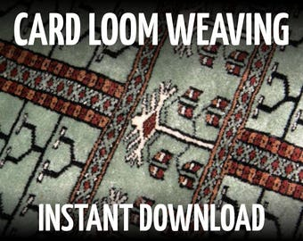 Card Loom Weaving, Sampler of Twill Weaving, Basketry Foundations, How to Weave, Basket Making, Learn Card Weaving, Loom Weaving