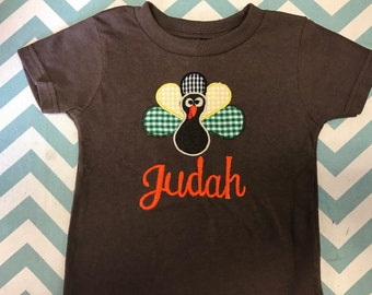 Personalized Thanksgiving Shirt
