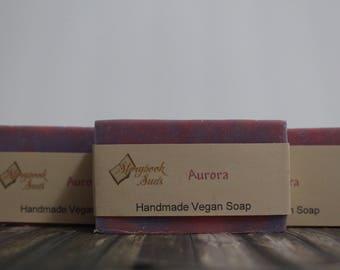 Aurora Cold Process Vegan Soap