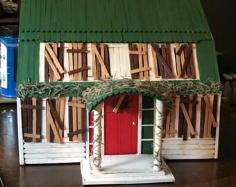 Full Scale Freddy Krueger  house