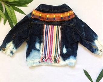Mexi Baby Jean Jacket
