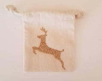 Gift Card Holder- Deer