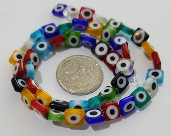 Evil Eye - Glass Beads