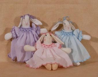 Cloth Bunny