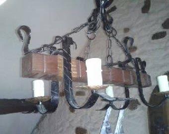 Vintage French Castle Light