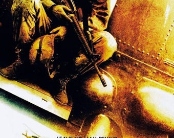Black Hawk Down,11 x 17 Movie Poster Style C